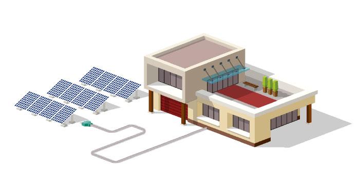 PV-Eigenversorgung Photovoltaikanlage ageff