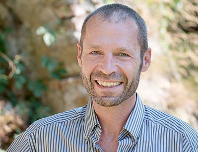 Projektmanager Claus Menig von ageff