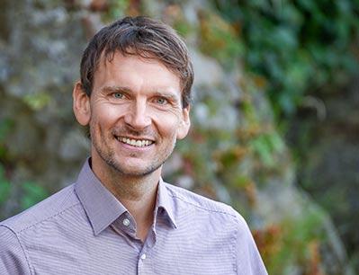 Bauleiter Sebastian Schmutzler von ageff